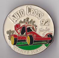 PIN'S THEME AUTO CROSS  1992 ETABLES SUR MER  COTES D'ARMOR - Sin Clasificación