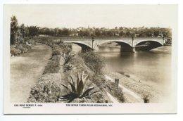 River Yarra Near Melbourne - Rose Series P.3494 - Melbourne