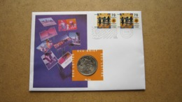 ECU Brief / Letter / Lettre ( N° 14 ) VAKANTIE - HOLIDAYS ( Details > Zie Foto's ) ! - Pays-Bas