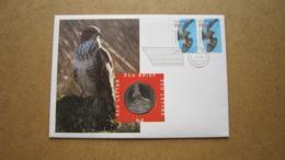 ECU Brief / Letter / Lettre ( N° 8 ) ROOFVOGELS ( Details > Zie Foto's ) ! - Nederland