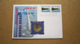 ECU Brief / Letter / Lettre ( N° 30 ) NEDERLAND WATERLAND ( Details > Zie Foto's ) ! - Pays-Bas