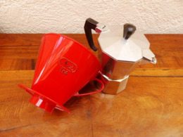 Filtre Melitta Cafetiere Metal - Getränkemischer