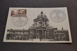 Carte Maximum Congrès De Médecine Militaire Val De Grace Timbre N° 898 17/06/1951 Carte N°3 - 1950-59