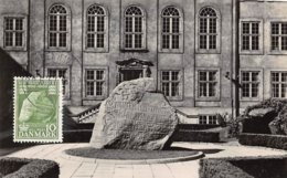 1957 .carte Maximum .danemark .102755 .kongerige .cachet Kobenhavn . - Cartes-maximum (CM)