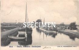 Donck Sablières Zandmijnen - Mol - Mol