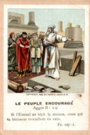 Image Pieuse : Le Peuple Encouragé - Images Religieuses