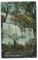 Russell Falls, Near Hobart. Tas. - Hobart