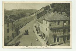 SAN PELLEGRINO IN ALPE - ALBERGO L'APPENNINO 1941 VIAGGIATA FG - Lucca
