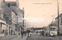 Tramstilstand Luythagen - Oude-God - Mortsel - Mortsel
