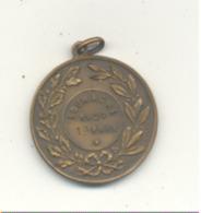 Médaille - SOUMAGNE 1927 - Exposition D'oiseaux (SL) - Belgique
