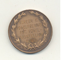 Médaille - EUPEN - 1920...1930 ? - Exposition D'oiseaux (SL) - Belgique
