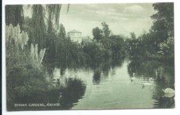 Adelaide - Botanic Gardens - Adelaide