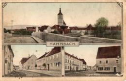 Allemagne. Carte. Bavière. Hahnbach. Vue Générale, Unterer Markt, Obrer Markt.multi Vues, Minis Photos. - Amberg