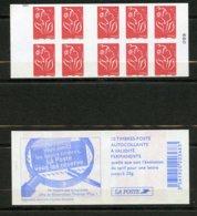 France, Yvert Carnet 3744-C7a**, Carnet Vous Aimez Les Beaux Timbres Avec Carré Noir, MNH - Standaardgebruik