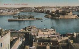 ***  MAlTE *** MALTA  Grand Harbour Unused TTB - Malte