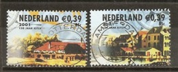Pays-Bas Netherlands 2001 Curacao, Tagal Set Complete Obl - Periode 1980-... (Beatrix)