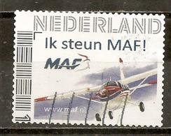 Pays-Bas Netherlands 201- Personal MAF Avion Plane Obl - 1980-... (Beatrix)