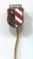 BOWLING / KEGELN, Quilleurs - VNSPK Austria, Vintage Pin, Badge, Abzeichen, Enamel - Bowling