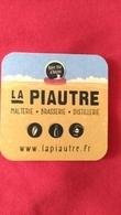 SOUS-BOCK / BIERE LA PIAUTRE / FRANCE - Beer Mats