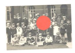 Photo Carte D'une Classe - Ecole - Enfants Avec Des Jouets, Doll, Poupée, Dinette, Animaux,.. A SITUER (Belgique).(b261) - Ecoles