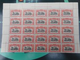 Belgisch Congo Vel Van 25 Zegels Nr 92** Postfris - 1894-1923 Mols: Gebraucht