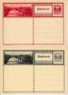 AUTRICHE - Lot De 2 Entiers Postaux Neufs - Steyr - Stamped Stationery