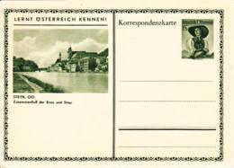 AUTRICHE - Entier Postal Neuf - Steyr - Stamped Stationery