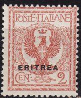 ITALIEN ITALY [Eritrea] MiNr 0081 ( **/mnh ) - Eritrea