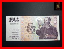 ICELAND 1.000  1000 Kronur  L. 22.05.2001  P. 59 UNC - IJsland