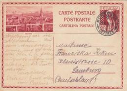 SUISSE - 1930 - Entier Postal - Bern - - Stamped Stationery