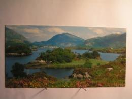 Killarney - The Upper Lake - 210 Mm X 105 Mm - Kerry