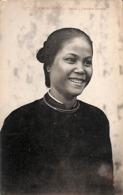 Cochinchine - Baria - Femme (buste) Woman - Viêt-Nam