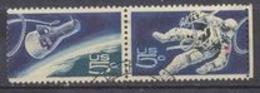 United-States - Space - First American Spacewalk  -1967 - Etats-Unis