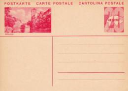 SUISSE - Entier Postal Neuf - Brugg - Stamped Stationery