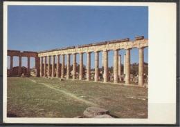Libya, Cyrene, Cyrenaica, Ancient Ruins, 1985. - Libyen