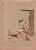 Art Asiatique/ Le Japon Artistique /Siegfried BING/ Gravure/ Charles GILLOT/Marpon & Flammarion/Paris/1888-1891   JAP23 - Estampes & Gravures
