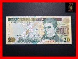 HONDURAS 20 Lempiras  30.3.2000  P. 83 *COMMEMORATIVE*   UNC - Honduras