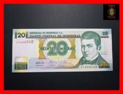 HONDURAS 20 Lempiras  23.1.2003  P. 87 B  UNC - Honduras