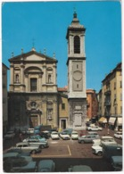 Nice: SIMCA ARONDE, MONTLHERY, RENAULT 4,DAUPHINE, FIAT 1200 CABRIO, PEUGEOT 404, CITROËN 2CV AK - Cathédrale Réparate - Toerisme
