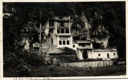Malay Malaysia, PERAK IPOH, Cave Dwellings (1930s) RPPC Postcard - Malaysia
