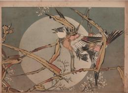 Art Asiatique/ Le Japon Artistique /Siegfried BING/ Gravure/ Charles GILLOT/Marpon & Flammarion/Paris/1888-1891   JAP28 - Stiche & Gravuren