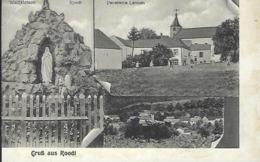 Gruss Aus Roodt  -  Wallfahrtsort Roodt  -  Panorama Lannen  -  Photogr.Gerson-Sand,Buschdorf  Luxembg - Otros