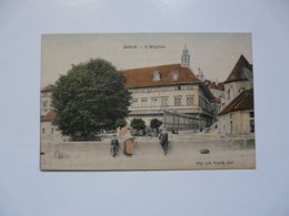 CPA 39 JURA - DOLE : L'Hôpital - Dole