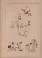 Art Asiatique/ Le Japon Artistique /Siegfried BING/ Gravure/ Charles GILLOT/Marpon & Flammarion/Paris/1888-1891   JAP33 - Estampes & Gravures