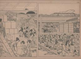 Art Asiatique/ Le Japon Artistique /Siegfried BING/ Gravure/ Charles GILLOT/Marpon & Flammarion/Paris/1888-1891   JAP36 - Estampes & Gravures