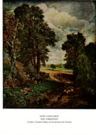 John Constable - The Cornfield, Das Kornfeld Ca 1940 Malerei Bild Gemälde Ölbild - Malerei & Gemälde