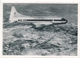 CP - Avion - Vliegtuig - Sabena - Convair Liner - 1939-1945: 2ème Guerre