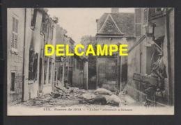 """DD / GUERRE 1914-18 / GUERRE DE 1914 / """" KULTUR """" ALLEMANDE À SOISSONS ( AISNE ) - Guerre 1914-18"""