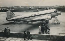 CP - CP - Avion - Vliegtuig - Sabena -Douglas DC-3 - 1939-1945: 2a Guerra