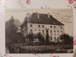 Contréglise Le Château Cliché Siant Faverney (haute Saône Franche Comté) - Other Municipalities